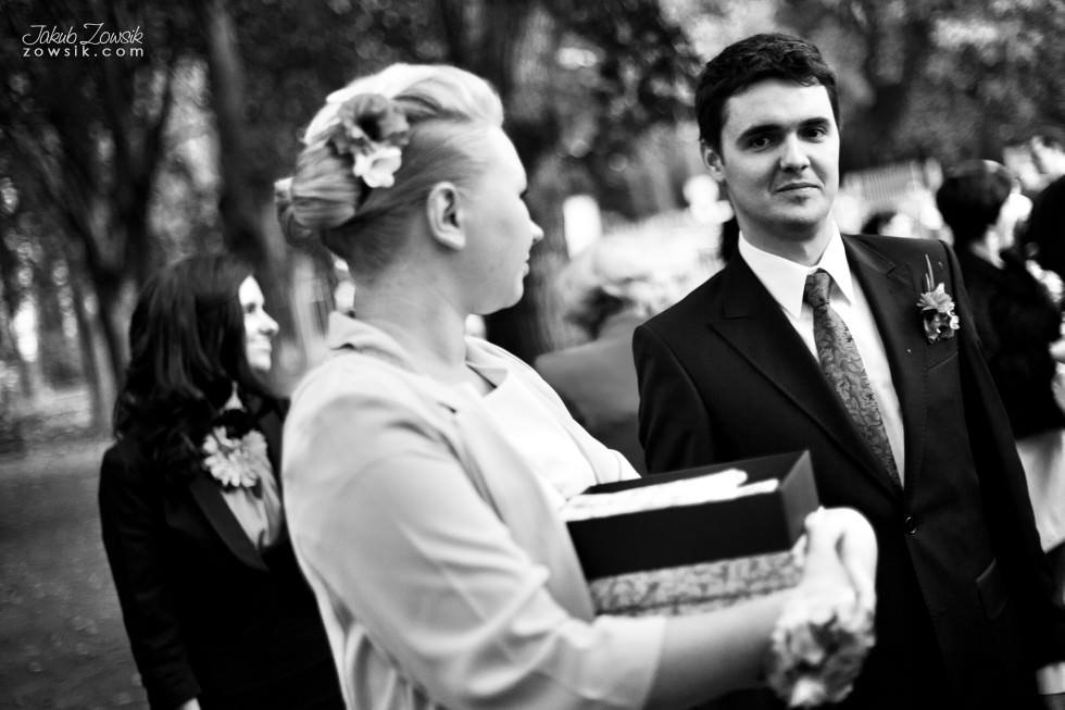 Zdjęcia ślubne Warszawa. Justyna & Karol – uroczystość zaślubin 53