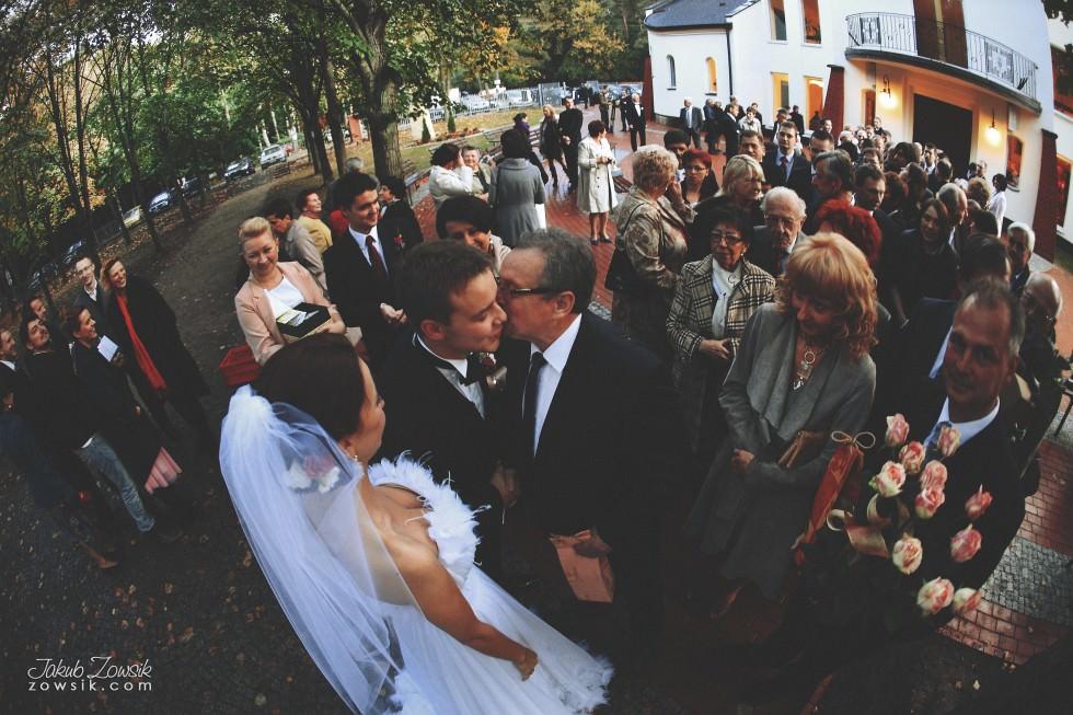 Zdjęcia ślubne Warszawa. Justyna & Karol – uroczystość zaślubin 57