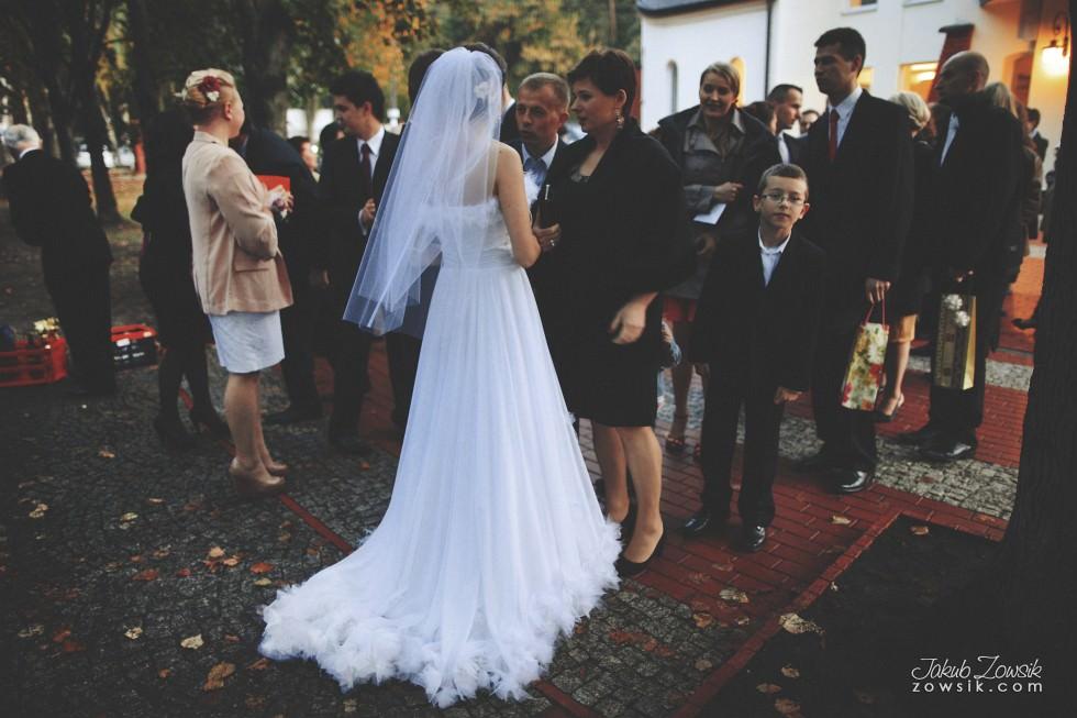 Zdjęcia ślubne Warszawa. Justyna & Karol – uroczystość zaślubin 65