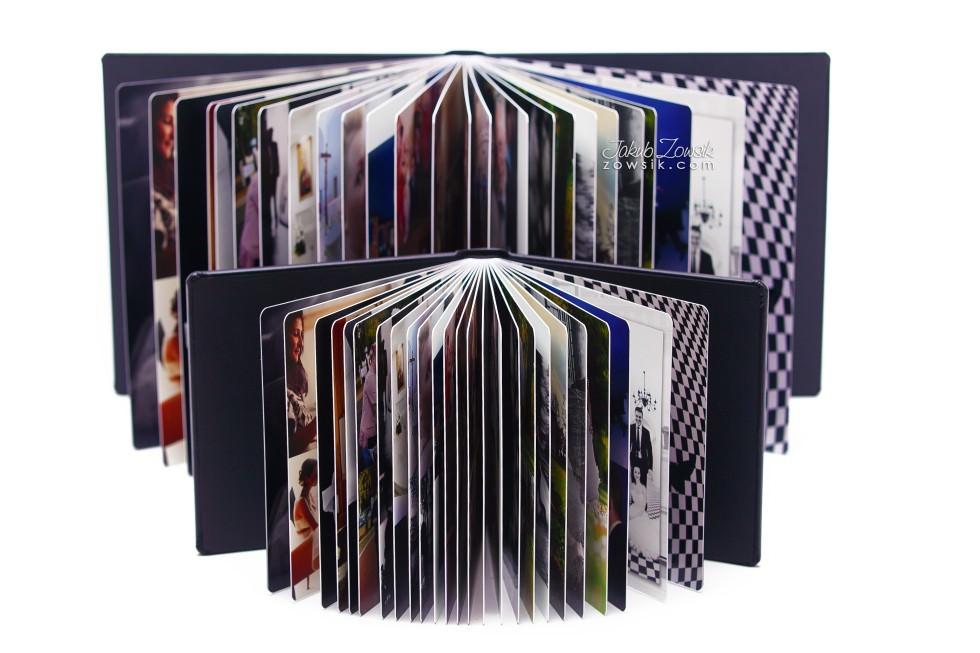 Ekskluzywna fotoksiążka - pakiet 1+2 (album 30x30cm + 2 albumy 20x20cm). Justyna & Karol 3
