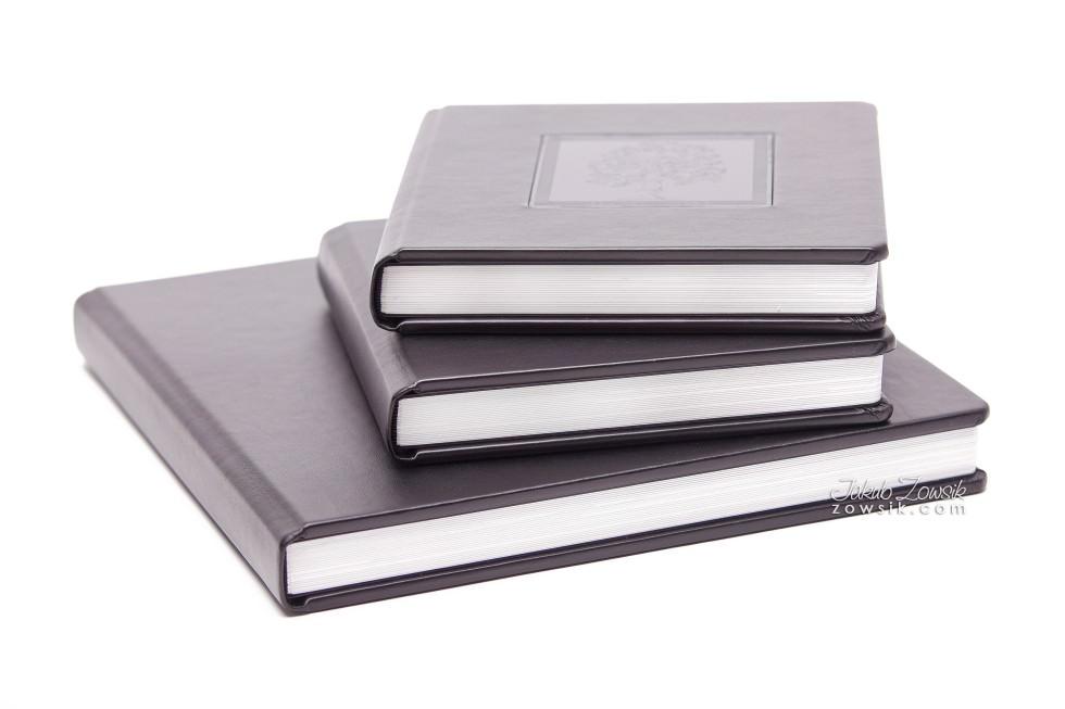 Ekskluzywna fotoksiążka - pakiet 1+2 (album 30x30cm + 2 albumy 20x20cm). Justyna & Karol 5