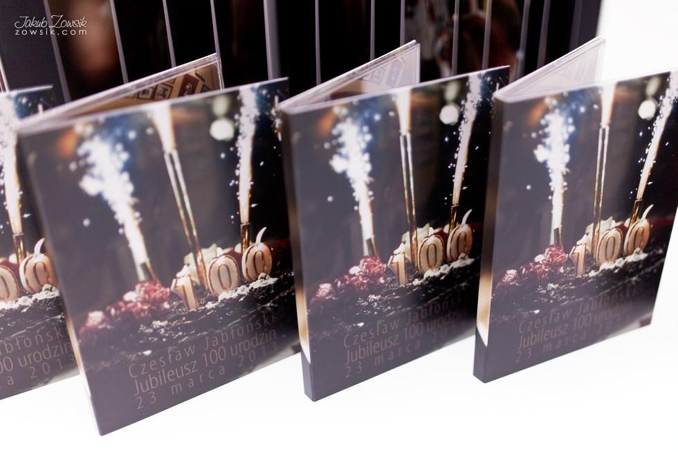 Setne urodziny w oprawie czyli kolejna odsłona fotoksiążki oraz etui na DVD i płyt DVD z nadrukiem 26