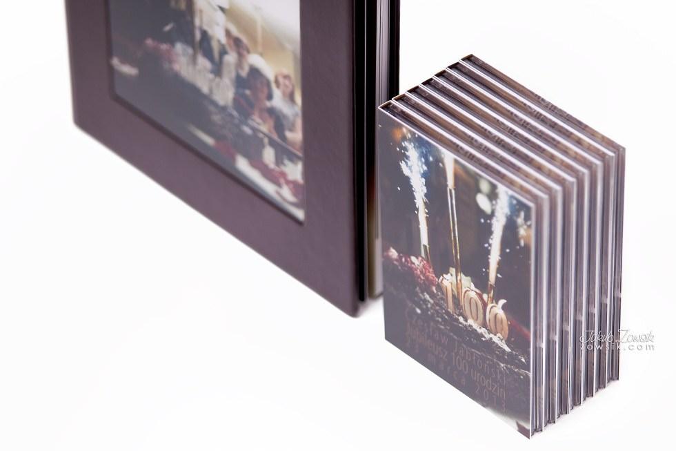 Setne urodziny w oprawie czyli kolejna odsłona fotoksiążki oraz etui na DVD i płyt DVD z nadrukiem 27