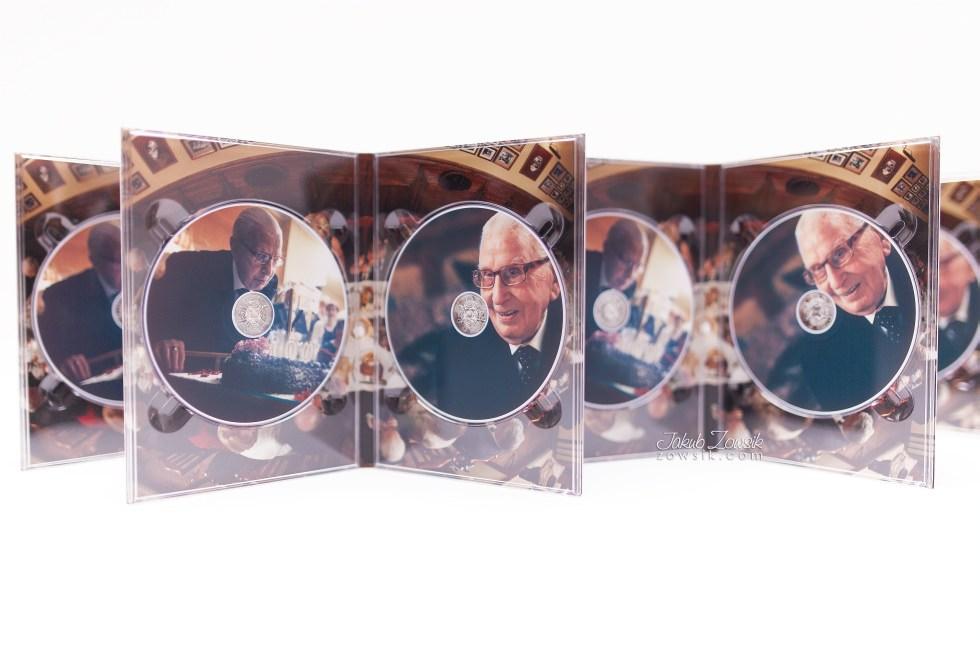 Setne urodziny w oprawie czyli kolejna odsłona fotoksiążki oraz etui na DVD i płyt DVD z nadrukiem 32