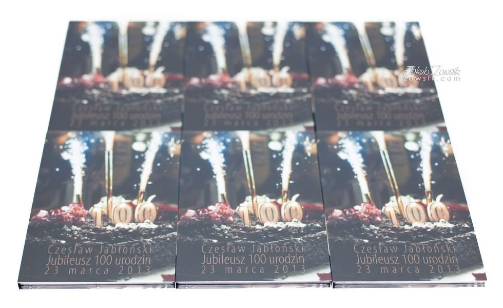 Setne urodziny w oprawie czyli kolejna odsłona fotoksiążki oraz etui na DVD i płyt DVD z nadrukiem 39