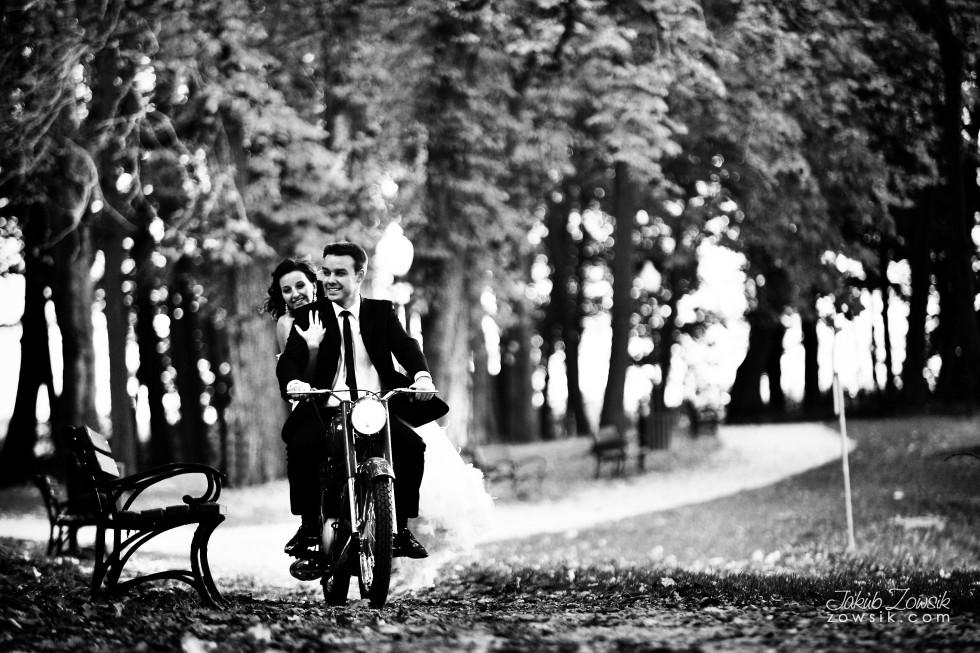 Zdjęcia ślubne Warszawa. Justyna & Karol – plener 21