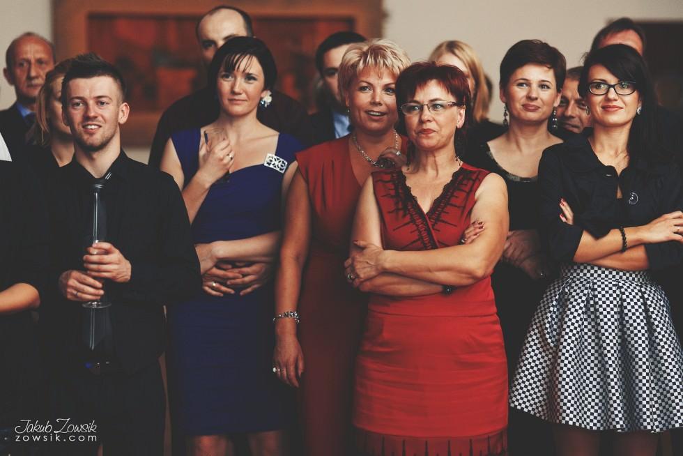 Zdjęcia ślubne Warszawa. Justyna & Karol – przyjęcie 45