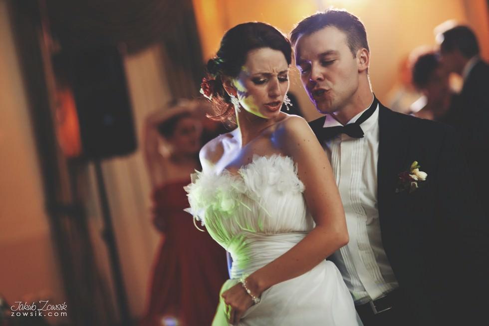 Zdjęcia ślubne Warszawa. Justyna & Karol – przyjęcie 62