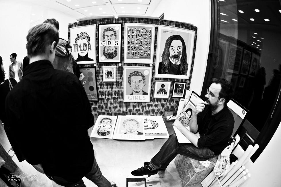 Noc Muzeów 2013 Warszawa – Art Yard Sale Ufficio Primo 19