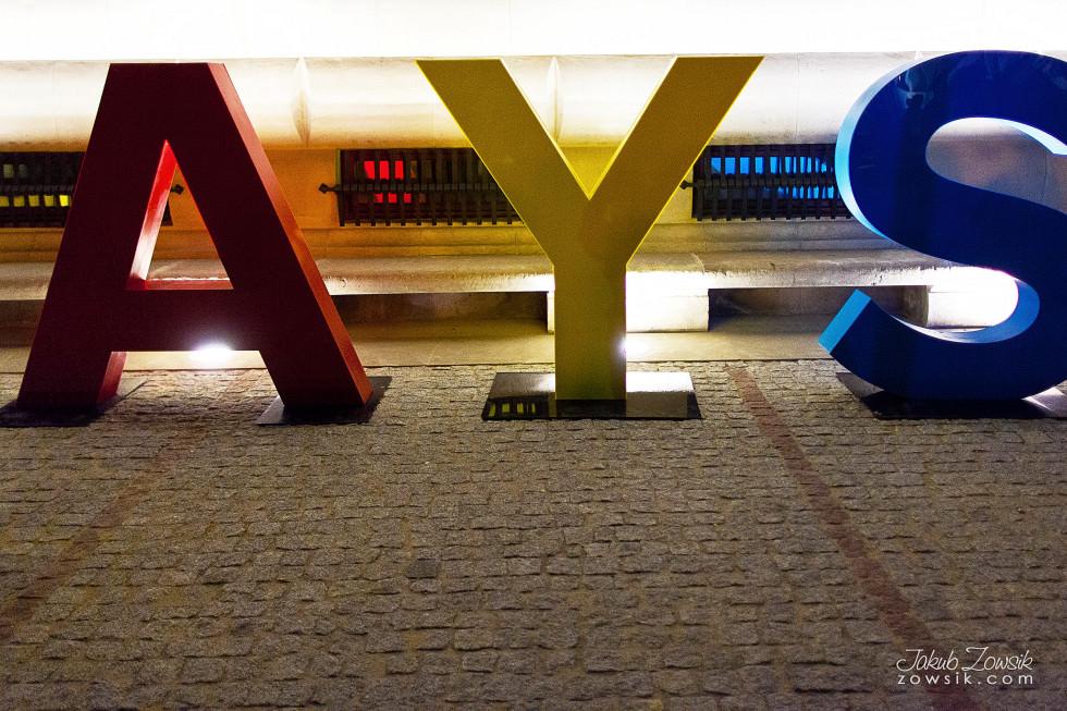 Noc Muzeów 2013 Warszawa – Art Yard Sale Ufficio Primo 45