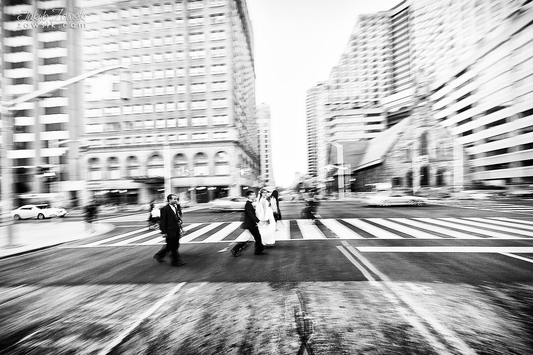 Toronto. Dominika & Michael – plener