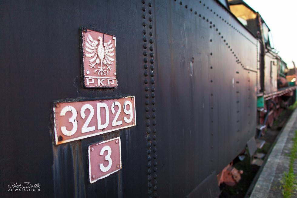 Noc Muzeów 2013 Warszawa - Muzeum Kolejnictwa 30