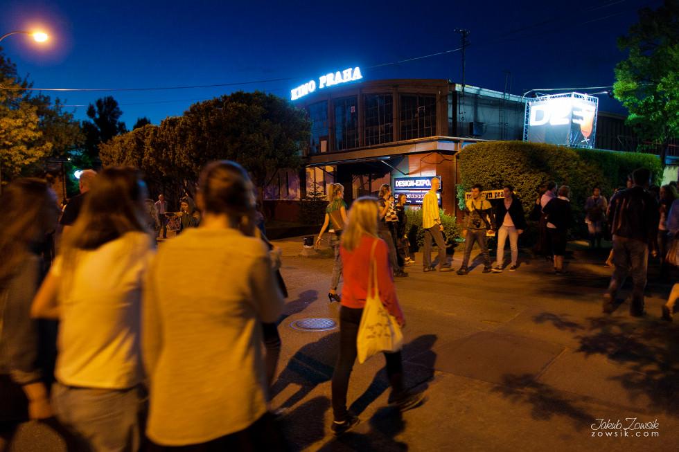 Noc Muzeów 2013 Warszawa – Muzeum Neonów 3