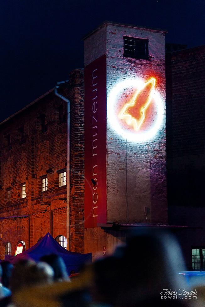 Noc Muzeów 2013 Warszawa – Muzeum Neonów 6