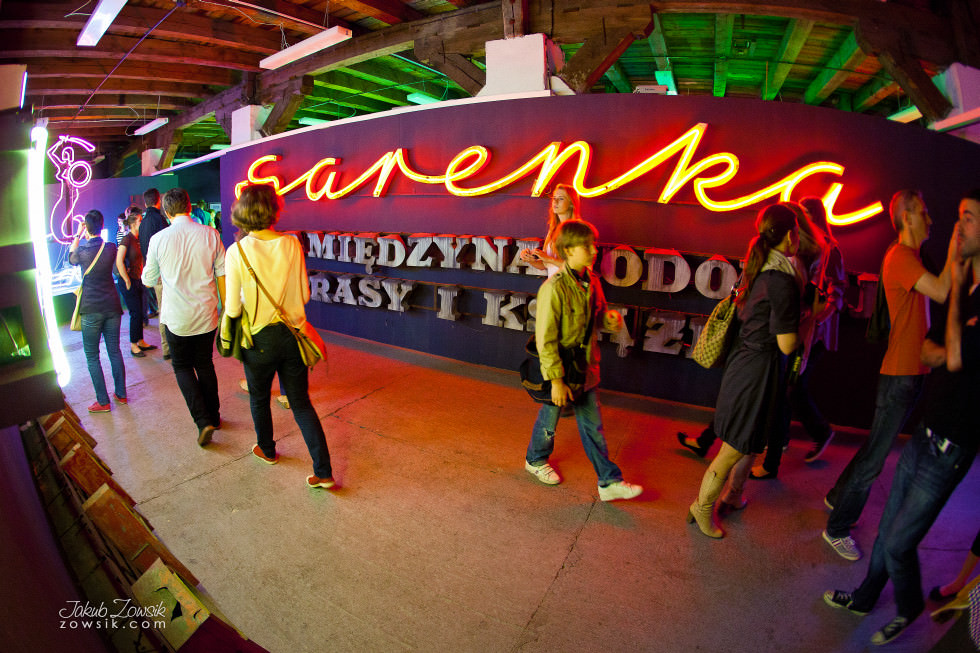 Noc Muzeów 2013 Warszawa – Muzeum Neonów 31
