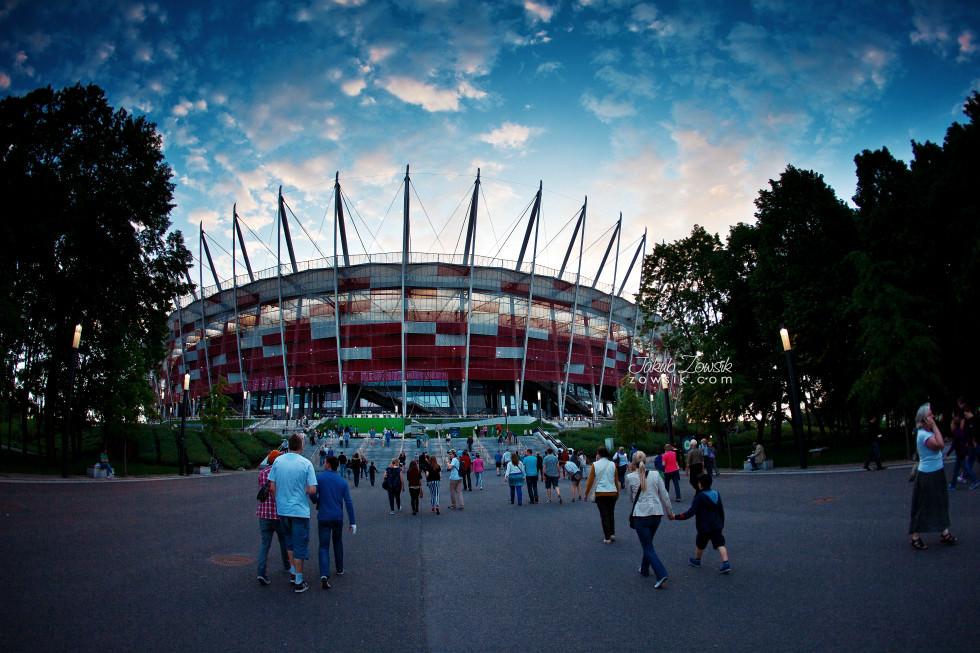 Noc Muzeów 2013 Warszawa – Stadion Narodowy 1