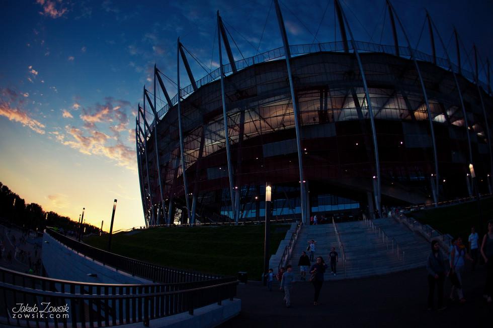 Noc Muzeów 2013 Warszawa – Stadion Narodowy 4