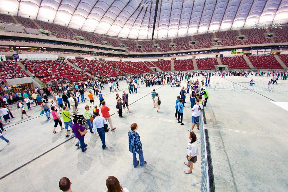Noc Muzeów 2013 Warszawa – Stadion Narodowy 7