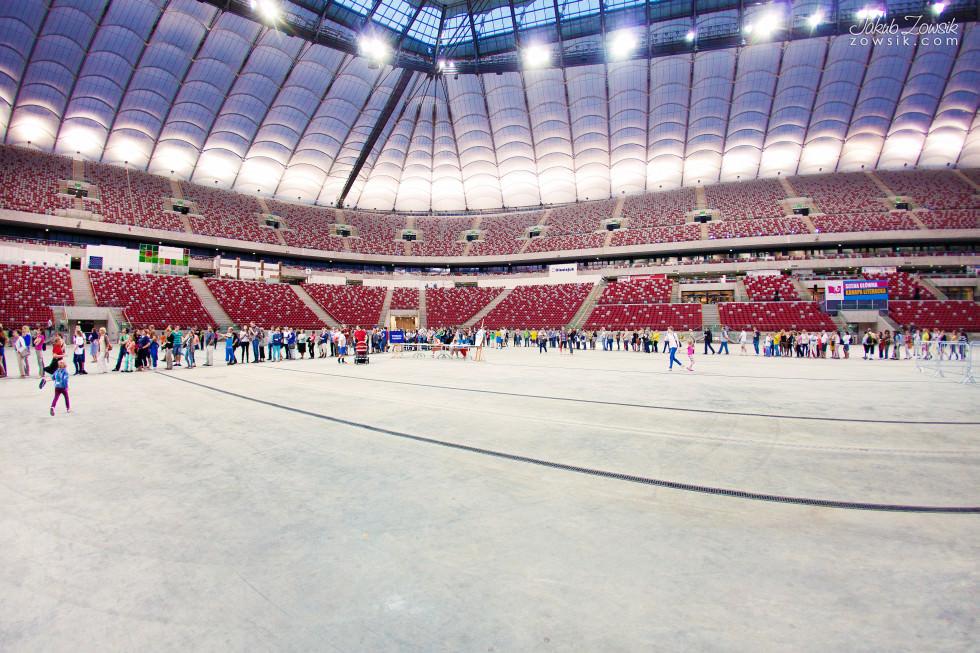 Noc Muzeów 2013 Warszawa – Stadion Narodowy 10