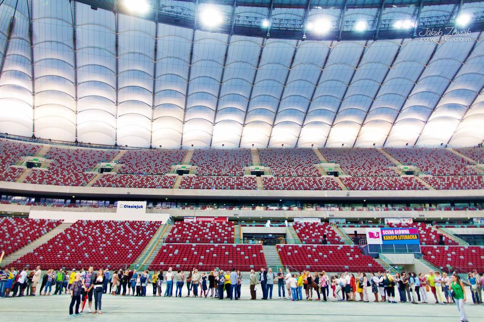 Noc Muzeów 2013 Warszawa – Stadion Narodowy 11