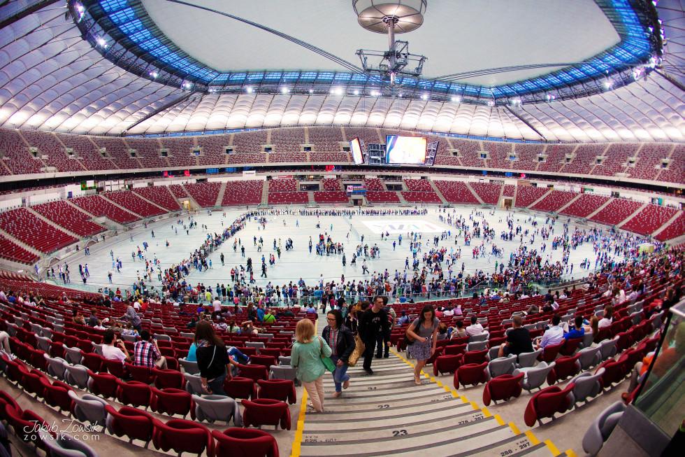Noc Muzeów 2013 Warszawa – Stadion Narodowy 13