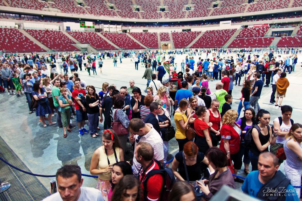 Noc Muzeów 2013 Warszawa – Stadion Narodowy 15