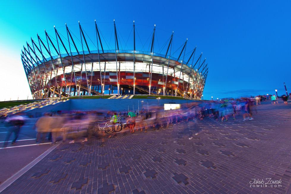 Noc Muzeów 2013 Warszawa – Stadion Narodowy 17