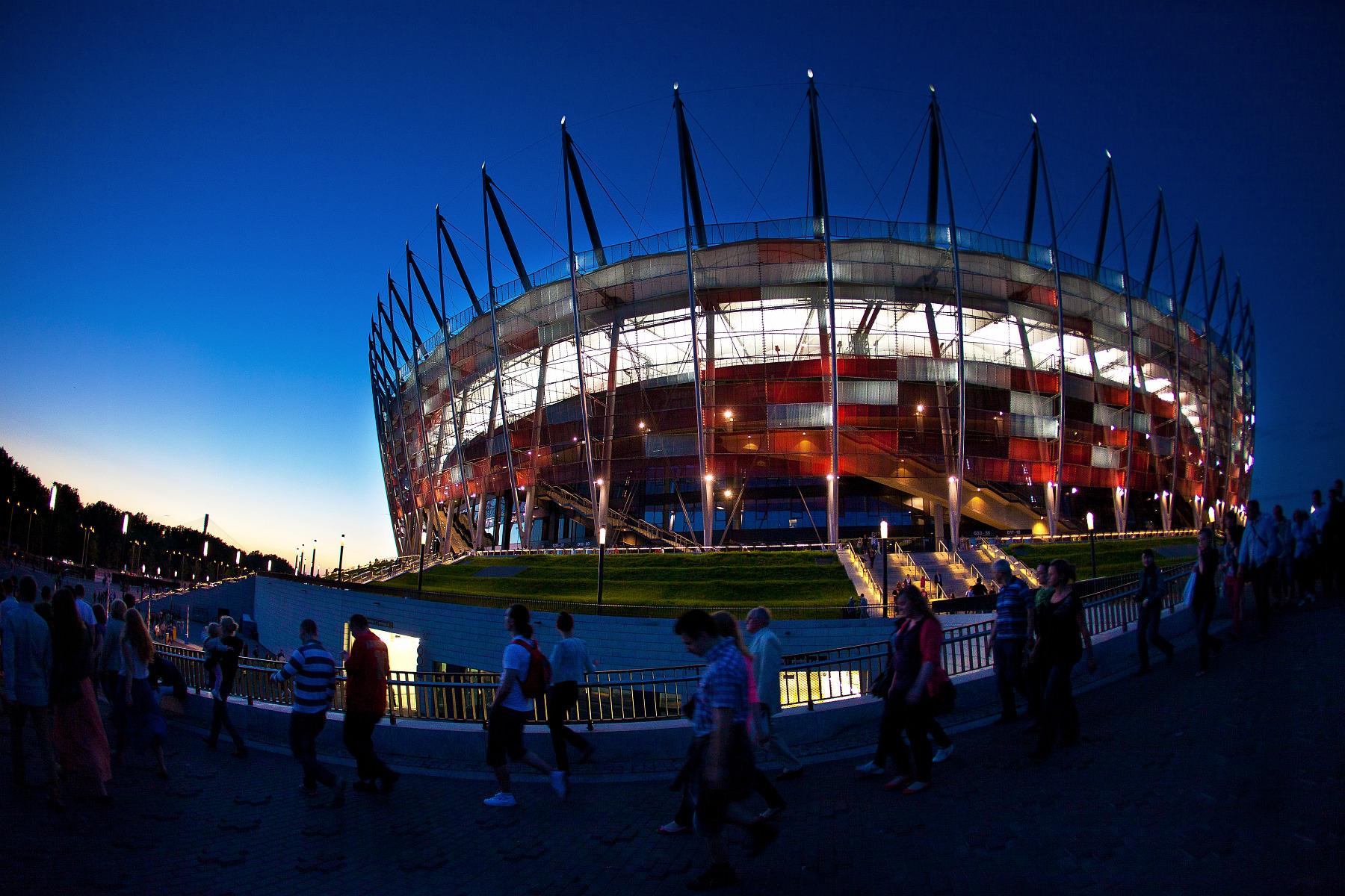 Noc Muzeów 2013 Warszawa – Stadion Narodowy
