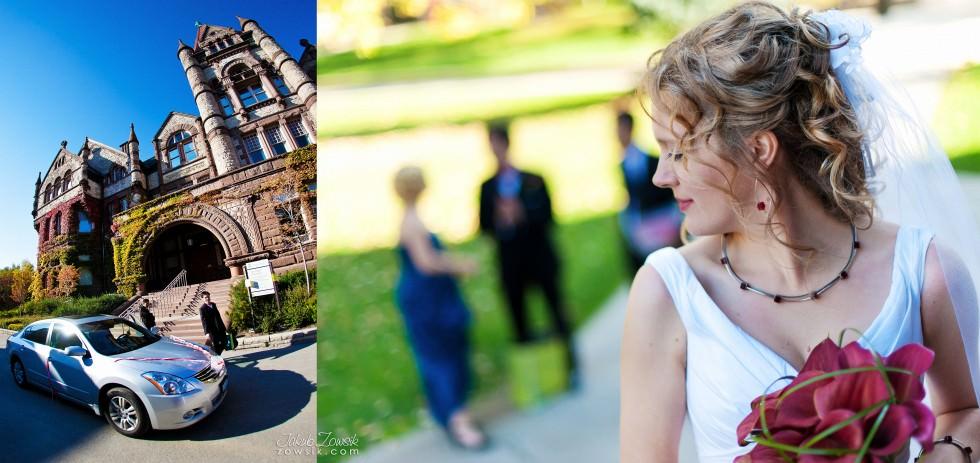 Toronto. Dominika & Michael – ceremonia zaślubin 1