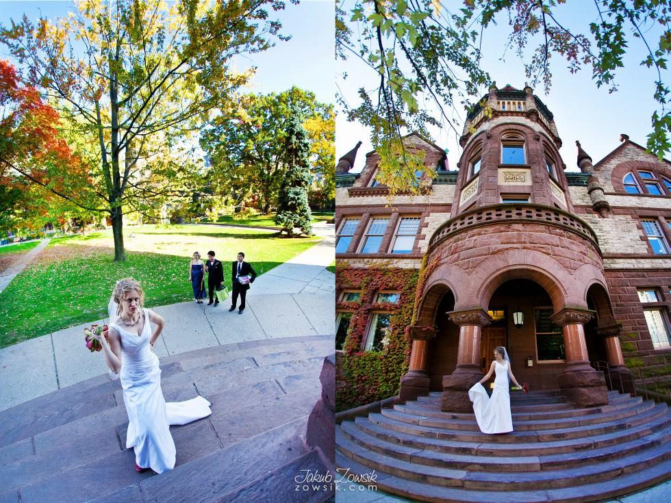 Toronto. Dominika & Michael – ceremonia zaślubin 2