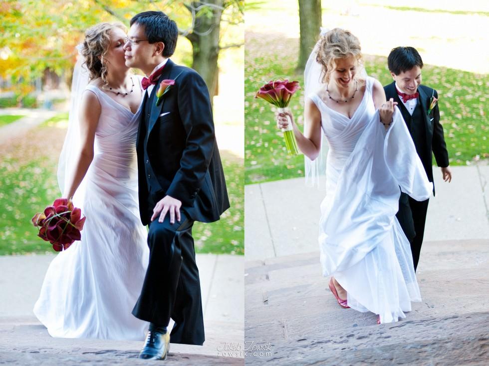 Toronto. Dominika & Michael – ceremonia zaślubin 3