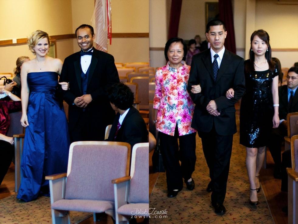 Toronto. Dominika & Michael – ceremonia zaślubin 8