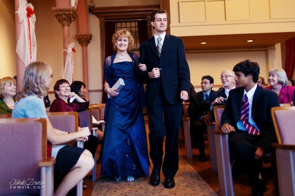 Toronto. Dominika & Michael – ceremonia zaślubin 10