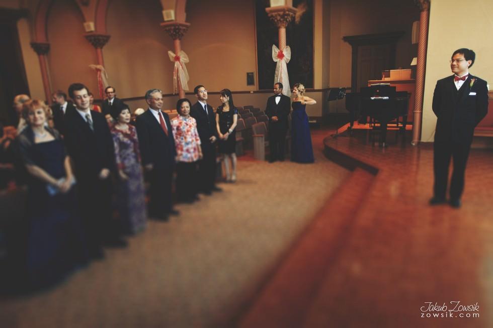 Toronto. Dominika & Michael – ceremonia zaślubin 11