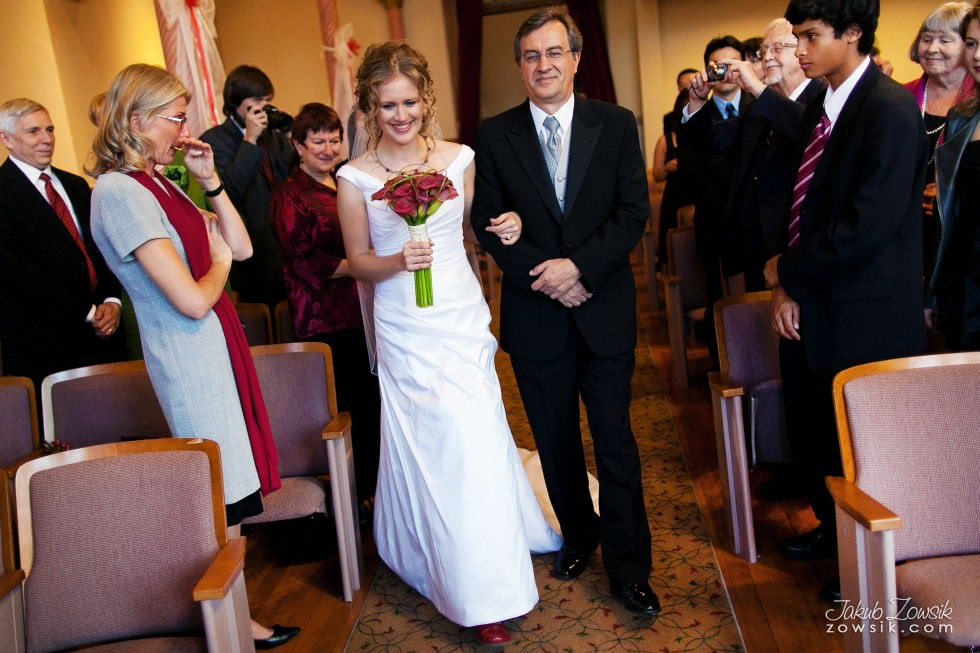 Toronto. Dominika & Michael – ceremonia zaślubin 12