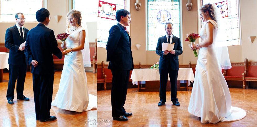 Toronto. Dominika & Michael – ceremonia zaślubin 14