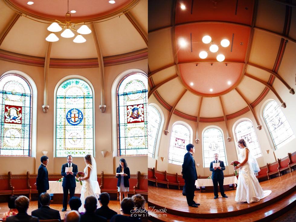 Toronto. Dominika & Michael – ceremonia zaślubin 15