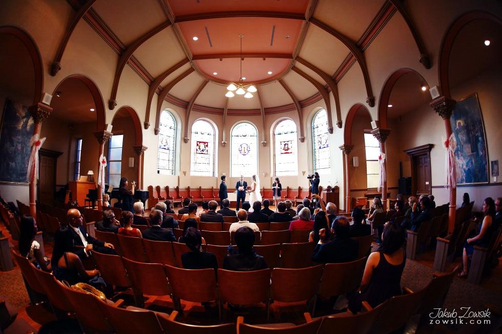 Toronto. Dominika & Michael – ceremonia zaślubin 17