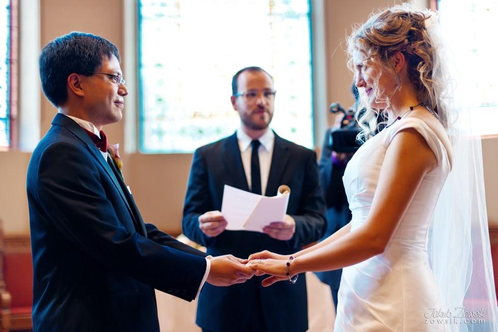 Toronto. Dominika & Michael – ceremonia zaślubin 24