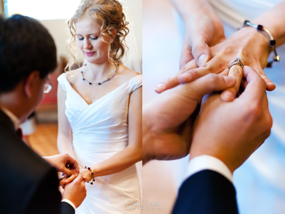 Toronto. Dominika & Michael – ceremonia zaślubin 26
