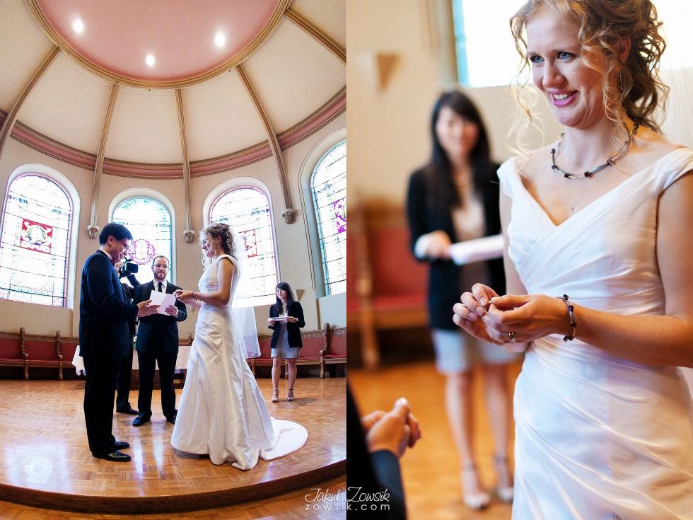 Toronto. Dominika & Michael – ceremonia zaślubin 27