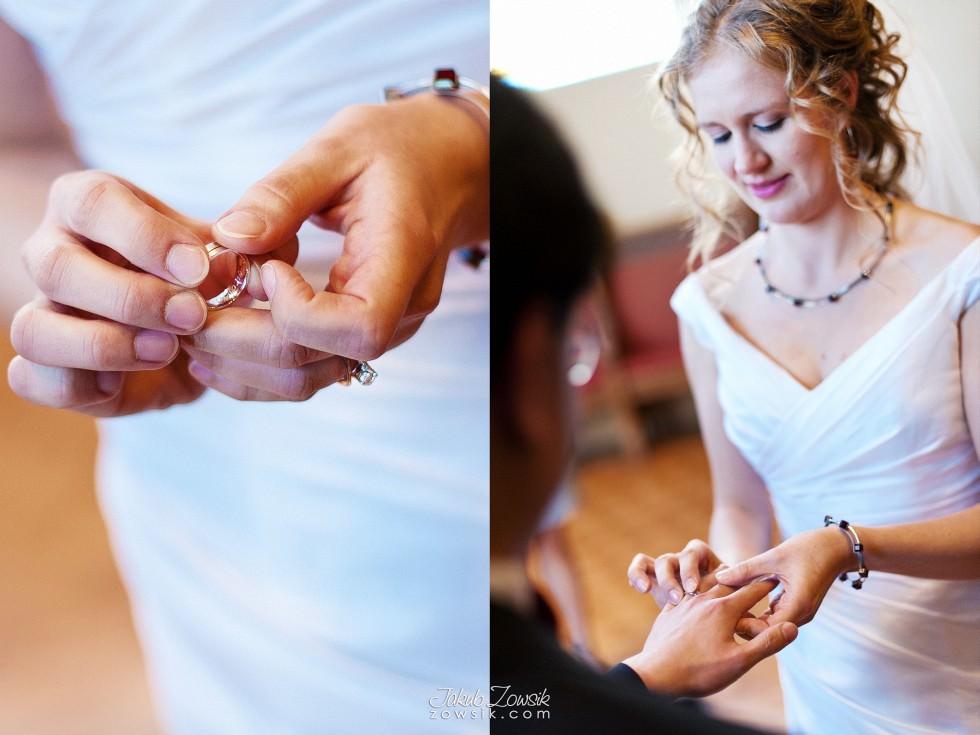 Toronto. Dominika & Michael – ceremonia zaślubin 28