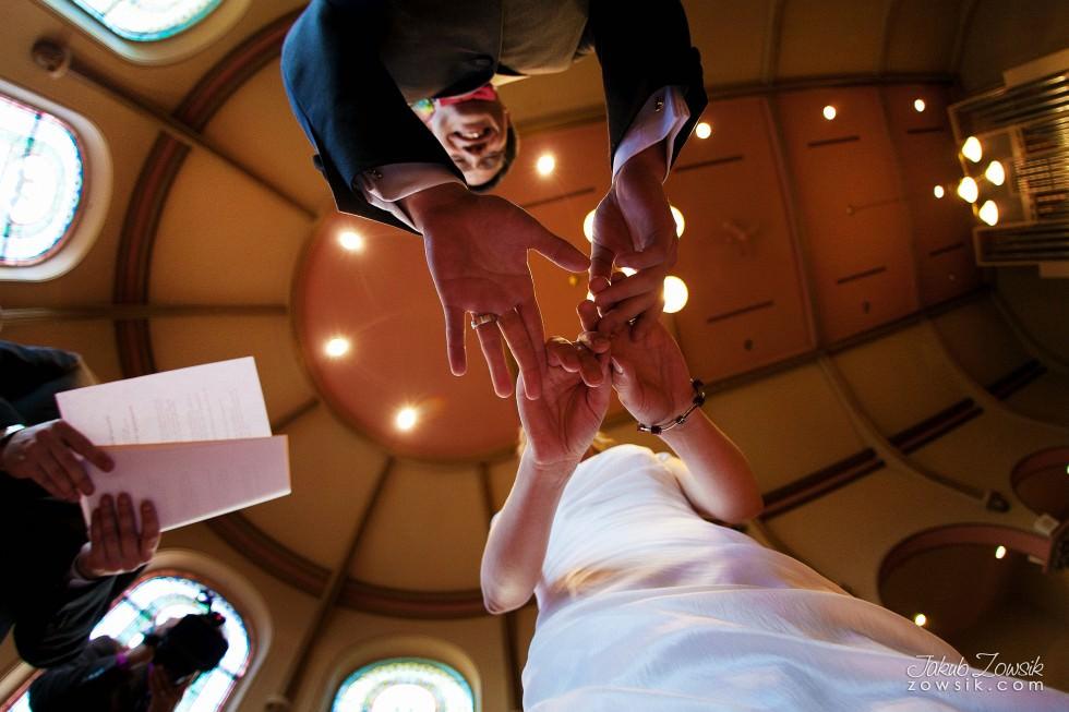 Toronto. Dominika & Michael – ceremonia zaślubin 30