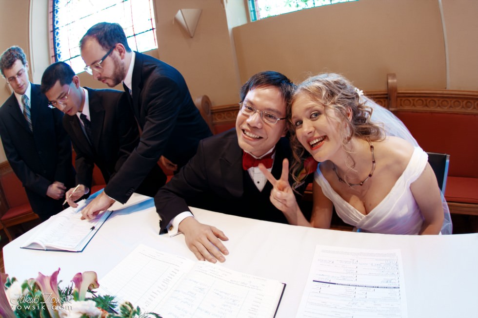 Toronto. Dominika & Michael – ceremonia zaślubin 33