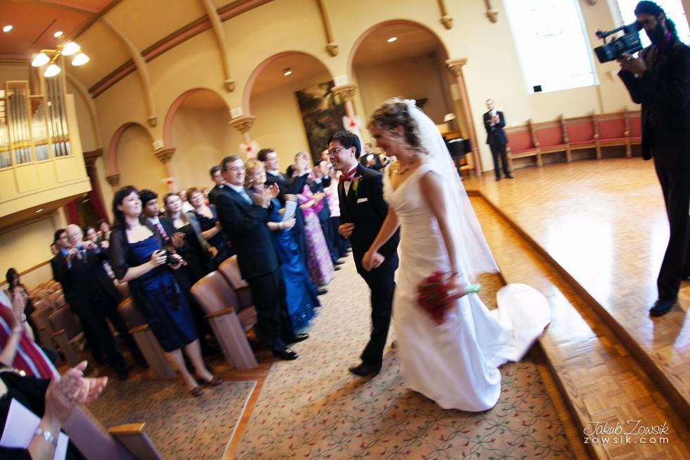 Toronto. Dominika & Michael – ceremonia zaślubin 36