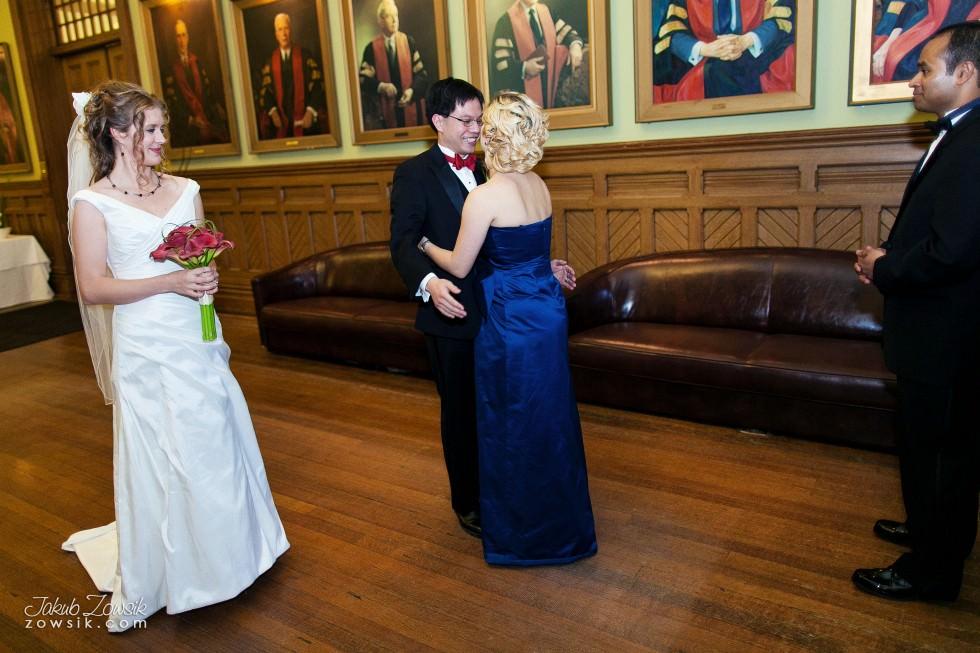 Toronto. Dominika & Michael – ceremonia zaślubin 41