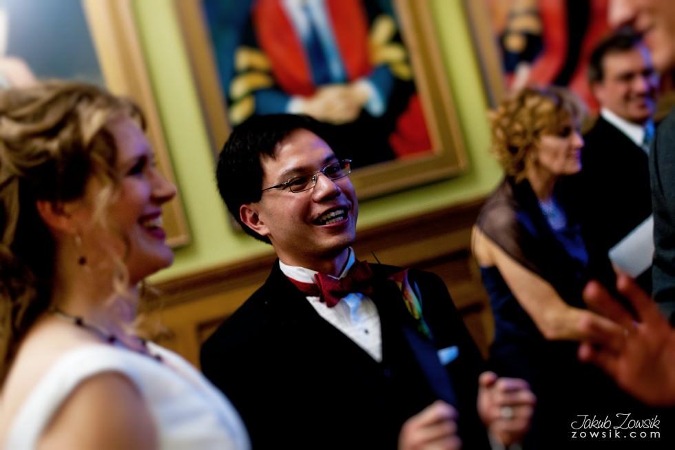 Toronto. Dominika & Michael – ceremonia zaślubin 43