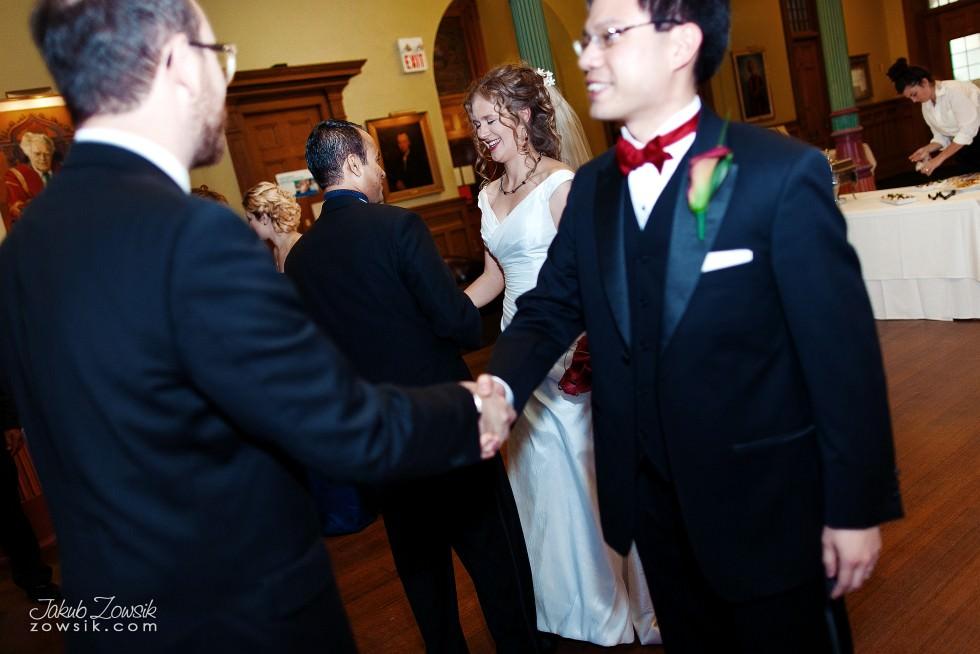 Toronto. Dominika & Michael – ceremonia zaślubin 44