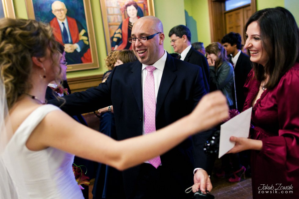 Toronto. Dominika & Michael – ceremonia zaślubin 46