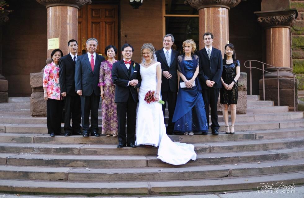 Toronto. Dominika & Michael – ceremonia zaślubin 55